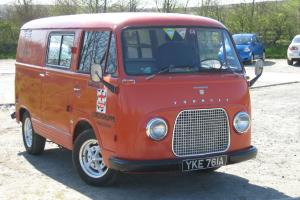 FORD TRANSIT TAUNUS 1963 LHD MAKE A SUPER CAMPER SURF BUS