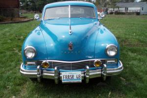 1948 Kaiser-Frazer Manhattan - Fresh Restoration National Award Winner!