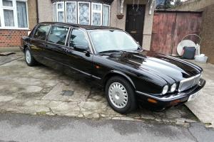 1997 Daimler 6 Door Limousine R Reg - Funeral/Wedding Car NOT Hearse  Photo