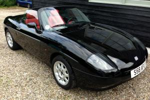 Fiat barchetta 1999 FULL DTR HISTORY low mileage