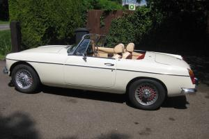 MGB Roadster 1967  Photo