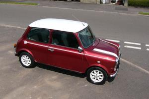 1997 ROVER MINI COOPER MULTI-COLOURED 1275 MULTI-POINT INJECTION