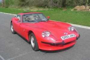 Marcos 3l V6 coupe  Photo