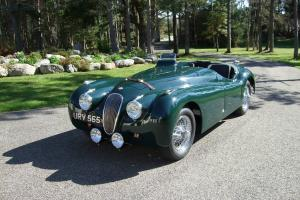 JAGUAR XK 120 LT  Photo