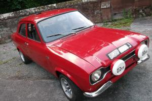 Ford Escort MK1 1600 GT LHD MK2 RS COSWORTH