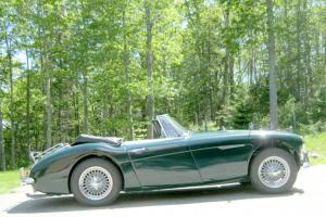 1964 Austin Healey 3000 Roadster BJ8 convertible