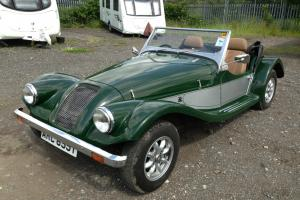 1978 GRIFFON KIT CAR VIVA 1300 GLS BASED, NOT MORGAN, RARE 1256 CC CONVERTIBLE