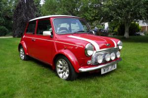 2000 ROVER MINI COOPER Sportpack full leather lovely old Mini ,May px swap