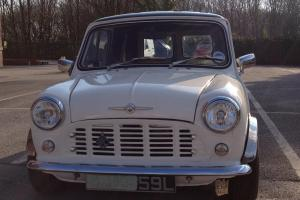 CLASSIC MINI VAN 1275CC L REG TAX EXEMPT 1972