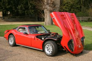 1970 Marcos 3LV6 in Guards Red with Magnolia Trim Same owner 33 years  Photo