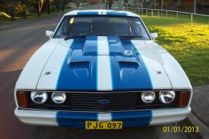 Ford XC Cobra Pack Falcon 500 4D Sedan 4 SP Manual 5 8L Original Street Machine