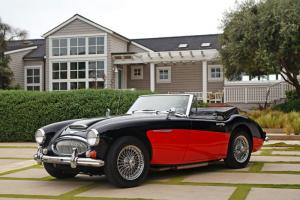 1967 Austin Healey 3000 Mark III BJ8: Incredible, Numbers Matching, 62K Original Photo