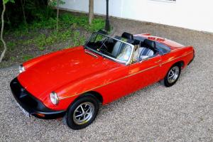 MGB Roadster Last Owner 25 Years  Photo