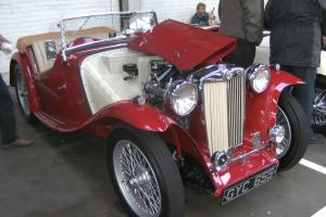 mg tc 1946 concourse condition
