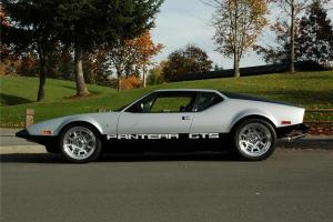 1974 DeTomaso Pantera GTS Real GTS Look at the Marti Report 1 of only 150 made