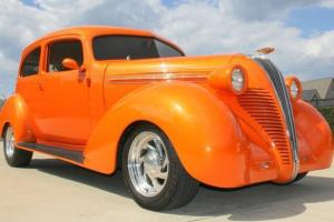 1937 Hudson Terraplane Street Rod Nicest Air Ride Leath