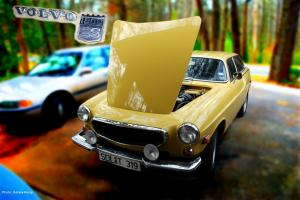 Volvo 1800ES 1973 Classic Sportswagen, auto with A/C