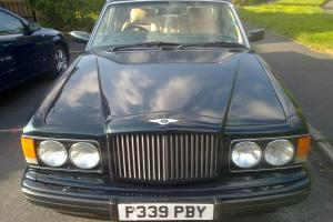 1997 BENTLEY BROOKLANDS EMPRESS GREEN