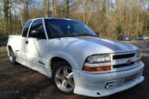 2002 Chevrolet s10 Extreme USA American pick up truck manual 4.3 V6