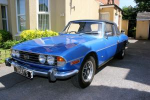 Triumph Stag - 1971 - Original V8 Engine - Last Owner for 34 years Photo