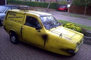 Classic 1980 Reliant Robin - Only Fools