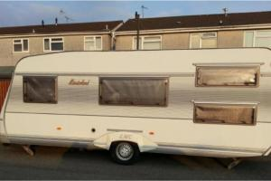 6 berth Caravan, Fully loaded with toilet, shower, central heating etc etc L