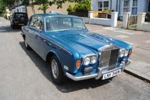 Rolls-Royce Silver Shadow I  Photo