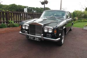 Rolls Royce Silver Shadow 1 1976