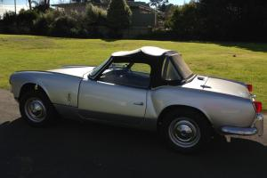 Triumph Spitfire MK 1  Photo