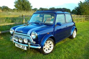 1999 ROVER MINI  Photo