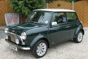 March 2000 Rover Mini Cooper LE