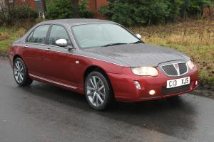 July 2004 Rover 75 2.0 CDTi Auto Connoisseur SE Saloon