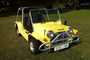 1986 Austin Rover Mini Moke RHD Automatic 2 Owners  Photo