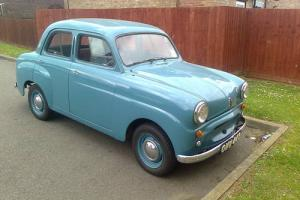 STANDARD 8 MANUFACTURED DEC 1954, MOT