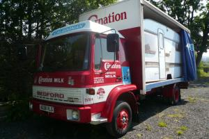 1984 Bedford TL DJM TURBO WITH ONBOARD ACCOMODATION