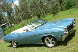 1969 Buick GS 400 Convertable