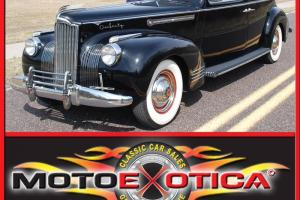 1941 PACKARD CUSTOM SUPER EIGHT ONE-SIXTY-RARE PACKARD-OLDER RESTORATION