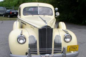 1941 Packard 120 Sedan in good condition