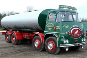 1960 ERF 8-WHEEL TANKER PERFECT CONDITION