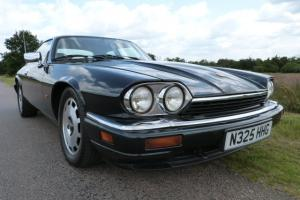 1996 JAGUAR XJ-S CELEBRATION 4.0 AUTO GREEN, FSH 89000 MILES  Photo