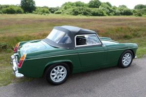 1963 MG MIDGET MARK ONE, GREEN