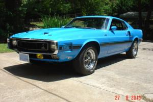 1969 Shelby GT 500 Ford Mustang