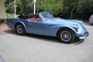 Daimler SP250 Dart V8 Sports Restored Photo