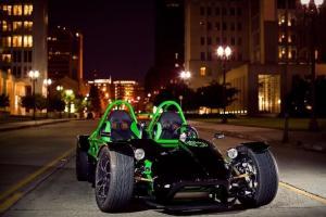 Ariel ATOM inspired EXOcar!! Photo