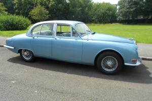 1966 JAGUAR BLUE