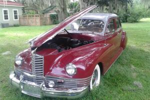 1947 Packard Clipper Eight Original never restored 60k miles