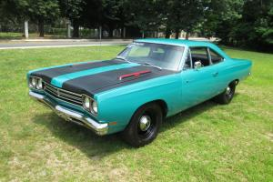 1969 plymouth road runner 383 4 speed