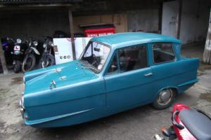 1971 Reliant Regal 21E Standard Car 700cc Petrol