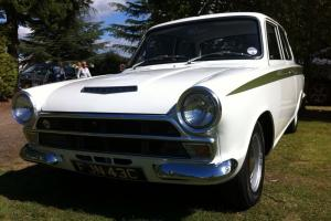 Mk1 Ford Cortina 1965 Gt To Lotus Cortina Specification  Photo