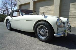 1962 AUSTIN HEALEY 3000 MARK II BT7/TRI CARB!WOW!UNREAL!LOOK!SHOWSTOPPER! Photo